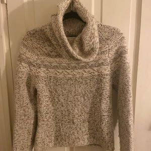 Vintage Gap Alpaca/Wool Cowl-neck Sweater
